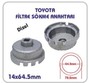 Resim Toyota D4 Dizel Yağ Filtre Anahtari
