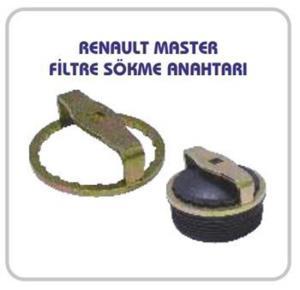 Resim Renault Master Filtre Sökme Anahtarı